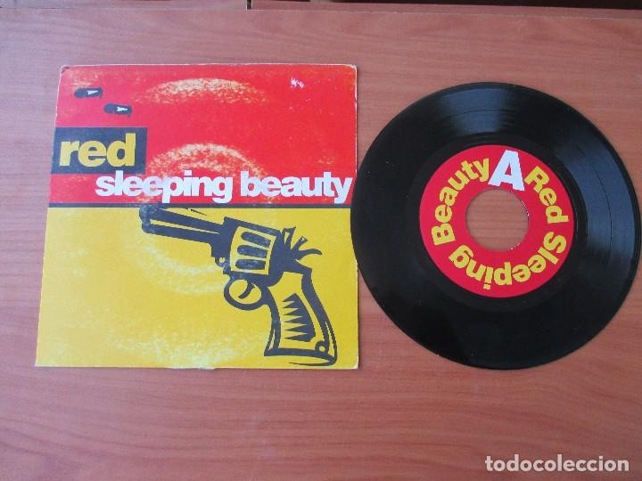 Discos de vinilo: RED SLEEPING BEAUTY SICK & TIRED +2 SIESTA 1995 - Foto 3 - 133501974