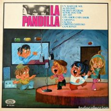 Discos de vinilo: LA PANDILLA – LA PANDILLA (ESPAÑA, 1970). Lote 133502170