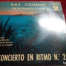 Discos de vinilo: CONCIERTO EN RITMO N.° 2 - RAY CONNIF. Lote 133514058