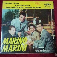 Discos de vinilo: MARINI MARINI E IL SUO QUARTETTO . Lote 133514810
