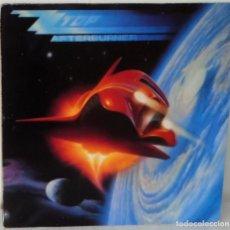 Discos de vinilo: ZZ TOP - AFTERBURNER W B - 1985. Lote 133526006