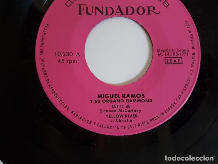 Discos de vinilo: DISCO SORPRESA FUNDADOR 1971 ( SINGLE ) - Foto 4 - 133551286