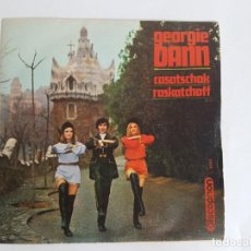 Discos de vinilo: SINGLE GEORGIE DANN. Lote 133553182