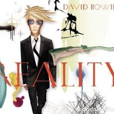 Discos de vinilo: LP DAVID BOWIE REALITY VINILO. Lote 91000285