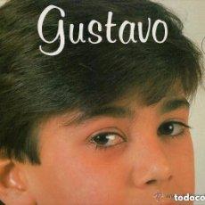 Discos de vinilo: GUSTAVO, LIBERTAD, LP DCD SPAIN 1991 (FIRMADO). Lote 133559038