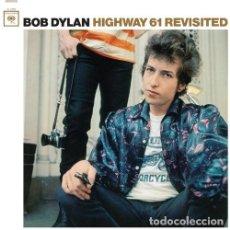Discos de vinilo: LP BOB DYLAN HIGHWAY 61 REVISITED VINILO MONO 180G. Lote 30100060