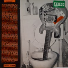 Discos de vinilo: CARTER THE UNSTOPPABLE SEX MACHINE-SHERIFF -FATMAN. Lote 133563063