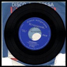 Discos de vinilo: DISCO SORPRESA FUNDADOR, VILLANCICOS.. Lote 133563238