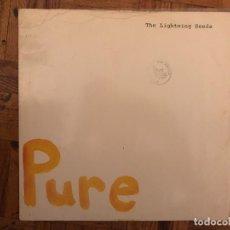 Discos de vinilo: THE LIGHTNING SEEDS ?– PURE SELLO: GHETTO RECORDING COMPANY ?– GTGT 4 FORMATO: VINYL, 12 , 45 RPM . Lote 133572806