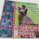 Discos de vinilo: LO QUE EL VIENTO SE LLEVO-INTRODUCTION AND TARA + 4 - EP -EDICION ESPAÑOLA-N. Lote 133573194