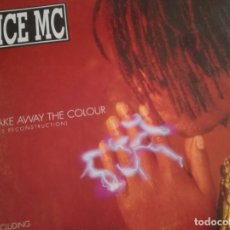 Discos de vinilo: TAKE AWAY THE COLOUR.. Lote 133574706