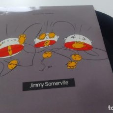 Discos de vinilo: MAXISINGLE DE JIMMY SOMMERVILLE AÑOS 90. Lote 133575558