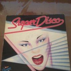 Discos de vinilo: SÚPER DISCO (VARIOS DISCOTECA ). Lote 133580565