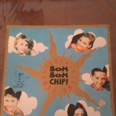 Discos de vinilo: BOM BOM CHIP TOMA. Lote 133581579