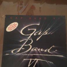 Discos de vinilo: GAP BAND VI. Lote 133582090
