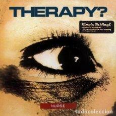 Discos de vinilo: THERAPY? * LP 180G AUDIOPHILE VINYL PRESSING * NURSE * LTD * INSERT. Lote 229904105