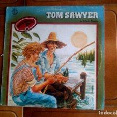 Discos de vinilo: LP DE LA SERIE TOM SAWYER. Lote 133586262