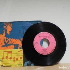 Discos de vinilo: ZARZUELA - BOHEMIOS + 3 TEMAS MAS ( VER TITULOS) - - DISCO SORPRESA FUNDADOR . Lote 133586578