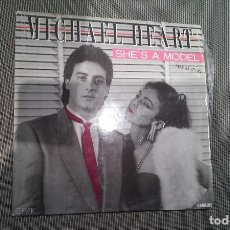 Discos de vinilo: MICHAEL HEART-SHE'S A MODEL.MAXI FRANCIA. Lote 133591514