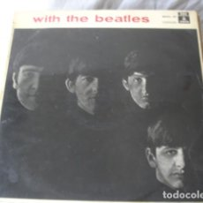 Discos de vinilo: THE BEATLES WITH THE BEATLES . Lote 133625086