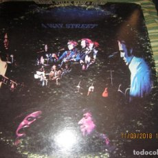 Discos de vinilo: CROSBY, STILLS, NASH & YOUNG - 4 WAY STREET DOBLE LP - ORIGINAL U.S.A. - ATLANTIC 1971 - ENCARTE -. Lote 133628694