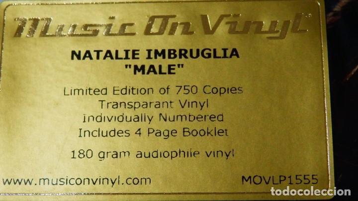 Discos de vinilo: Natalie Imbruglia * 180g audiophile vinyl pressing Transparente *Ltd Numerado 750 copias * Gatefold - Foto 10 - 133629810