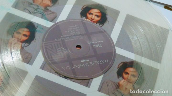 Discos de vinilo: Natalie Imbruglia * 180g audiophile vinyl pressing Transparente *Ltd Numerado 750 copias * Gatefold - Foto 4 - 133629810