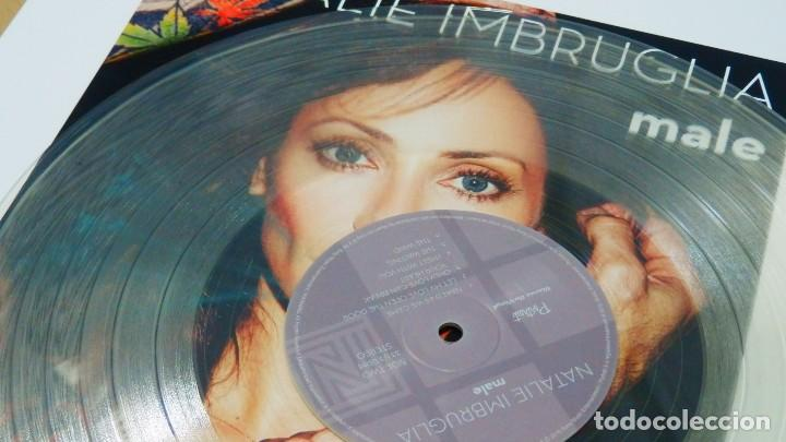 Discos de vinilo: Natalie Imbruglia * 180g audiophile vinyl pressing Transparente *Ltd Numerado 750 copias * Gatefold - Foto 7 - 133629810