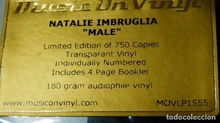 Discos de vinilo: Natalie Imbruglia * 180g audiophile vinyl pressing Transparente *Ltd Numerado 750 copias * Gatefold - Foto 16 - 133629810