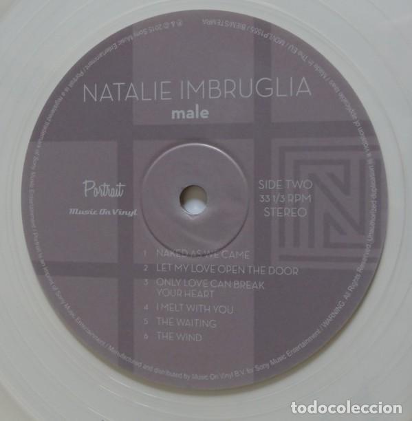 Discos de vinilo: Natalie Imbruglia * 180g audiophile vinyl pressing Transparente *Ltd Numerado 750 copias * Gatefold - Foto 20 - 133629810