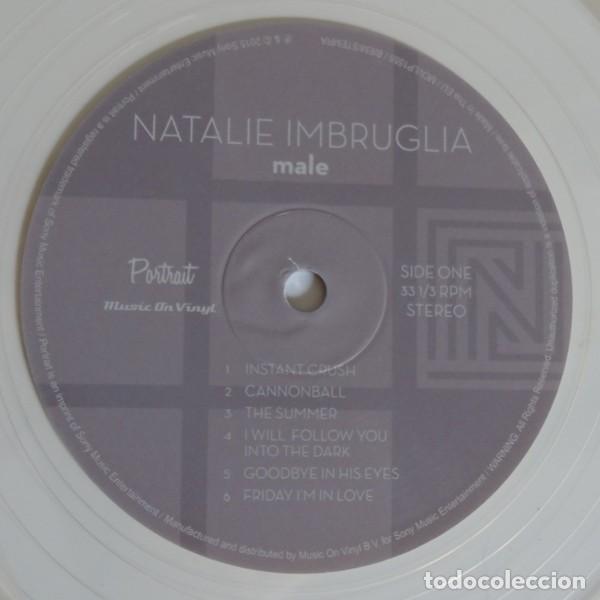 Discos de vinilo: Natalie Imbruglia * 180g audiophile vinyl pressing Transparente *Ltd Numerado 750 copias * Gatefold - Foto 23 - 133629810