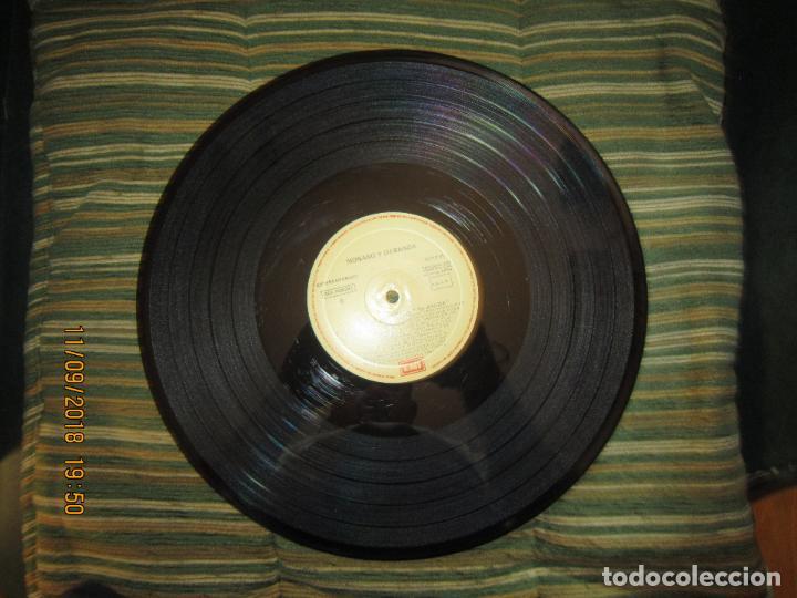 Discos de vinilo: MONANO Y SU BANDA - ROCK N ROLL LP - ORIGINAL ESPAÑOL - EMI RECORDS 1987 CON ENCARTE (LETRAS) - Foto 15 - 133630650