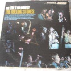 Discos de vinilo: THE ROLLING STONES GOT LIVE IF YOU WANT IT! (USA). Lote 133631910