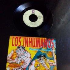 Discos de vinilo: INHUMANOS - PÓNTELO, PÓNSELO. Lote 133638790