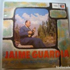 Discos de vinilo: JAIME GUARDIA Y SU CHARANGO (LIDER / IEMPSA, PERÚ). LD-1590.. Lote 133647874