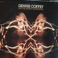 Discos de vinilo: DENNIS COFFEY AND THE DETROIT GUITARRISTA BAND-ELECTRIC COFFEY. Lote 133654259