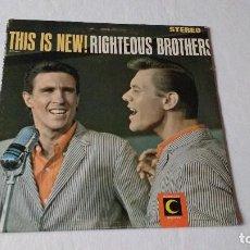Discos de vinilo: ALBUM DEL DUO DE RHYTHM & BLUES NORTEAMERICANO THE RIGHTEOUS BROTHERS. Lote 133657702