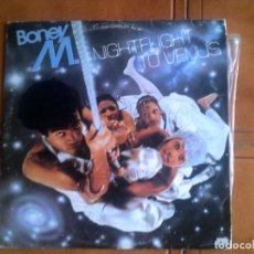 Discos de vinilo: DISCO DE BONEY M , NIGHTFLIGHT TO VENUS. Lote 133660006
