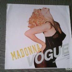 Discos de vinilo: MADONNA-VOGUE,KEEP IT TOGETHER.MAXI GERMANY. Lote 133660326