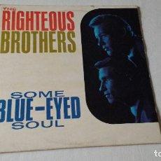 Discos de vinilo: ALBUM DEL DUO DE RHYTHM & BLUES NORTEAMERICANO THE RIGHTEOUS BROTHERS . Lote 133660358