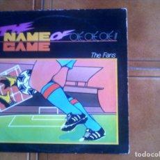 Discos de vinilo: DISCO DEL GRUPO THE FANS,OLE,OLE,OLE. Lote 133661902