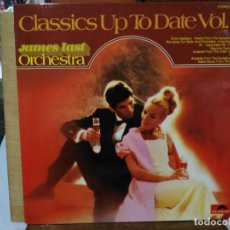 Discos de vinilo: JAMES LAST ORCHESTRA - CLASSICS UP TO DATE VOL. 2 - LP. DEL SELLO POLYDOR . Lote 133665206