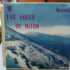 Discos de vinilo: MITCH MILLER Y SUS VOCES - LAS VOCES DE MITCH - LP. DEL SELLO PHILIPS DE 1960. Lote 133667638