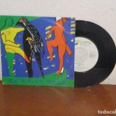 Discos de vinilo: KORROSKADA 7´´ MEGA RARE VINTAGE SPAIN 1991. Lote 133669930