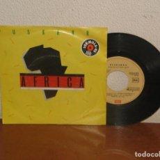 Discos de vinilo: PUSKARRA 7´´ MEGA RARE VINTAGE SPAIN 1983. Lote 133670062