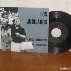 Discos de vinilo: LA POLLA RECORDS 7´´ MEGA RARE VINTAGE PROMO SPAIN 1990. Lote 133670370
