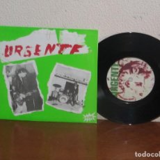 Discos de vinilo: URGENTE 7´´ MEGA RARE EXTENDED PLAY ONLY 400 COPIES SPAIN 2006. Lote 133670494