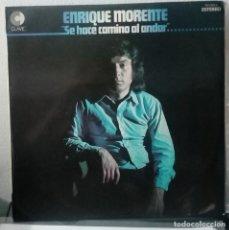 Discos de vinilo: ENRIQUE MORENTE. Lote 133673106