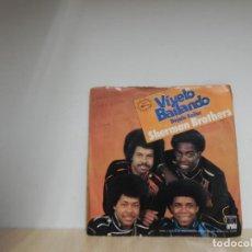 Discos de vinilo: SHERMAN BROTHERS / VIVELO BAILANDO / DEJALA BAILAR . Lote 133677614