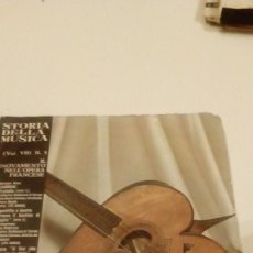 Discos de vinilo: BAL-6 DISCO 7 PULGADAS LOTE 4 DISCOS STORIA DELLA MUSICA . Lote 133678234